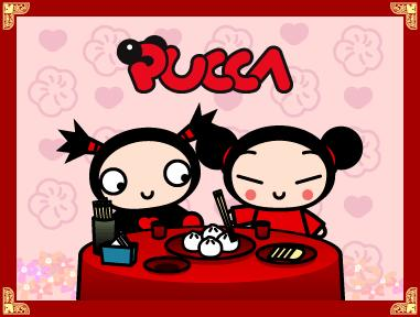 Pucca-and-Garu-Eating-Dinner-pucca-675964_381_288
