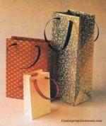 Como crear con tus propias manos una bolsa de papel para los regalos
