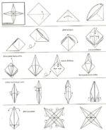 Como hacer con tus propias manos una estrella de papel