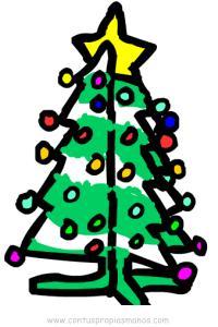 Como crear con tus propias manos un árbol de navidad en 3D