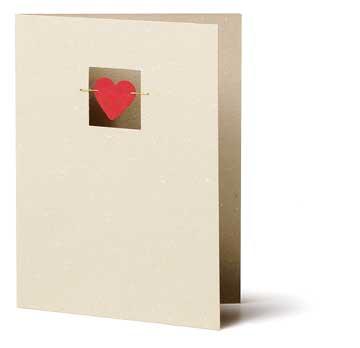 Como crear con tus propias manos trajetas para San Valentin