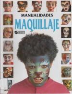 Píntate la cara con este libro de maquillaje de cara