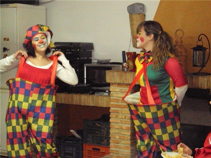 Tontolina y Gusanita