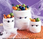 Dulceros de Halloween