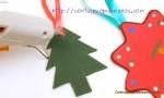 Como hacer con tus propias manos adornos de navidad con Goma-eva o Foami