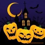 Mascaras para colorear de Halloween