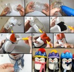 Animales con botellas