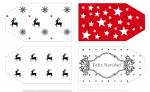 Etiquetas para los regalos de esta Navidad 2013