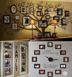 Árbol genealógico para decorar