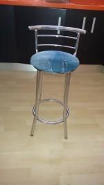 Tapizar una silla o banqueta redonda