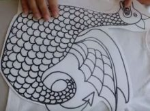 transferir dibujos camisetas