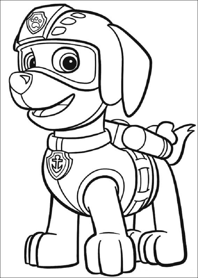 zuma-para-colorear-la-patrulla-canina