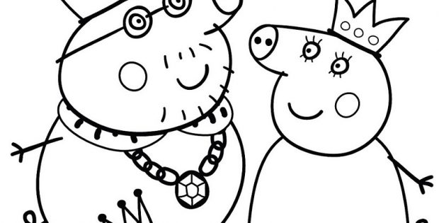 dibujo-para-colorear-peppa-pig