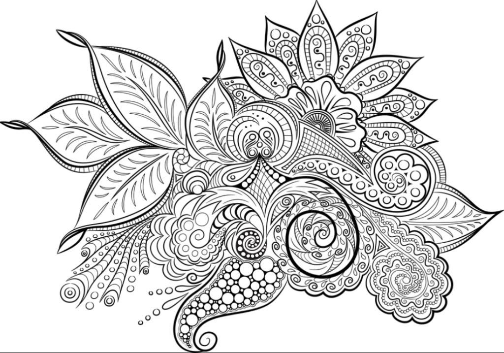 Dibujos Para Colorear Con Tus Propias Manos