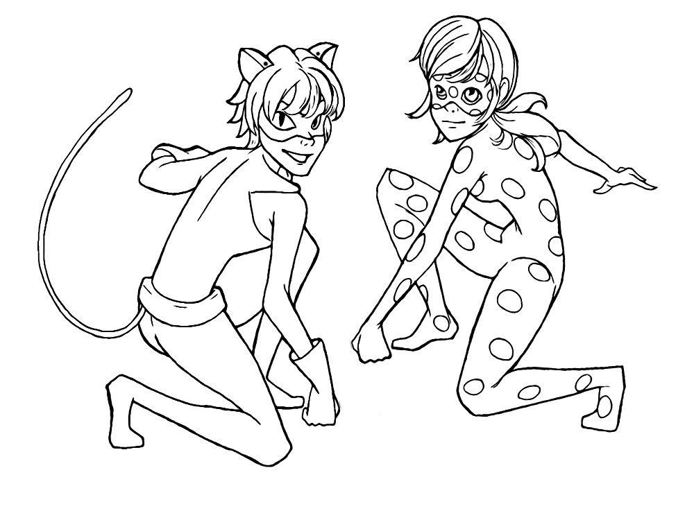Ladybug Dibujos Para Colorear Con Tus Propias Manos
