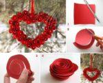 Manualidad de San Valentín